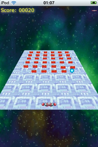 Screenshot Brick Blaster 3D