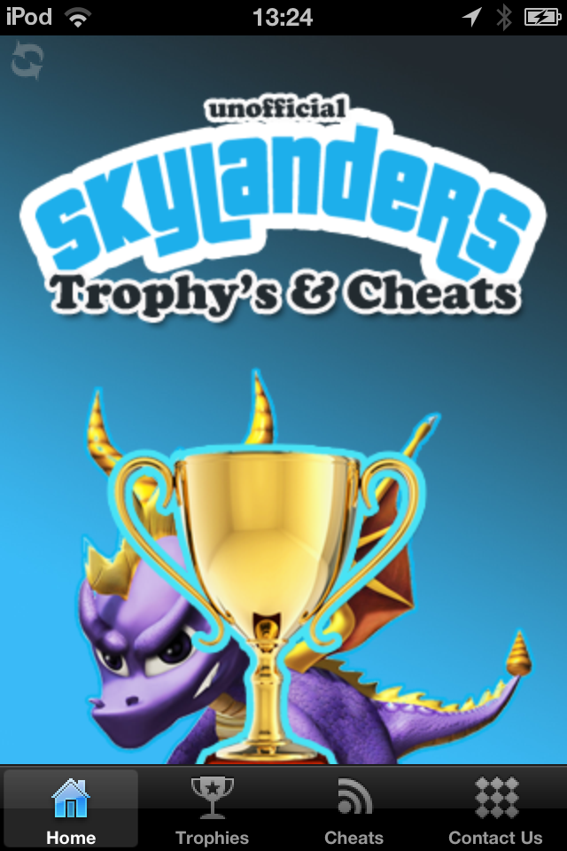 Screenshot Skylanders Trophies and Cheats Guide